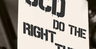 UCD Do the Right Thing - Launches Today