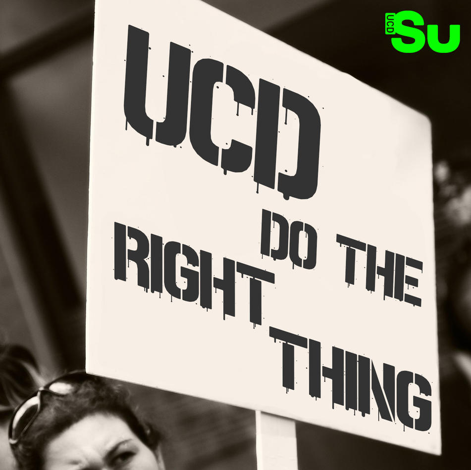 UCD Do The Right Thing