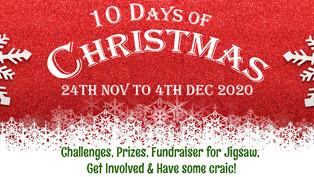 Jigsaw Fundraiser & 10 Days of UCDSU Christmas