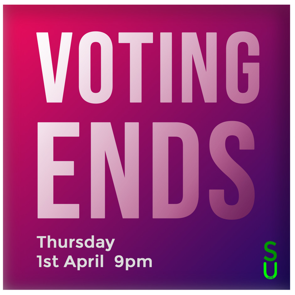 Exec Elections - Voting