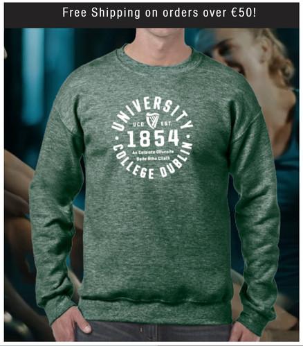 Green UCD 1854 Sweatshirt