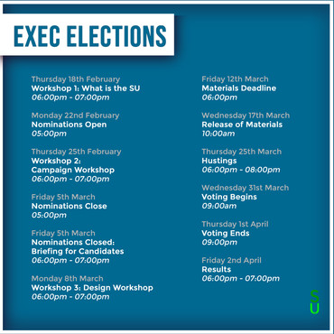 Exec Elections Overview