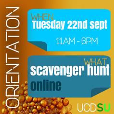 Scavenger Hunt Online