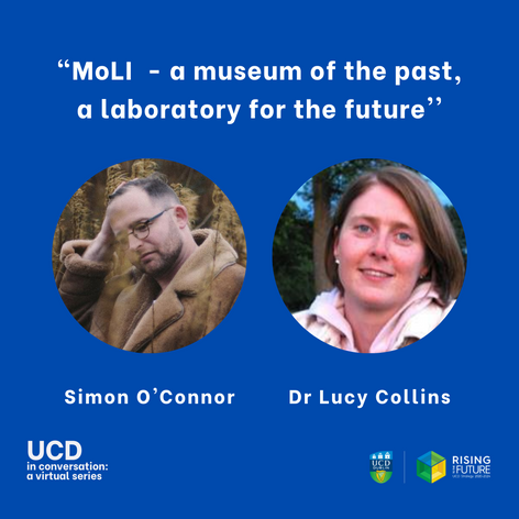 UCD In Conversation August 13th 2020