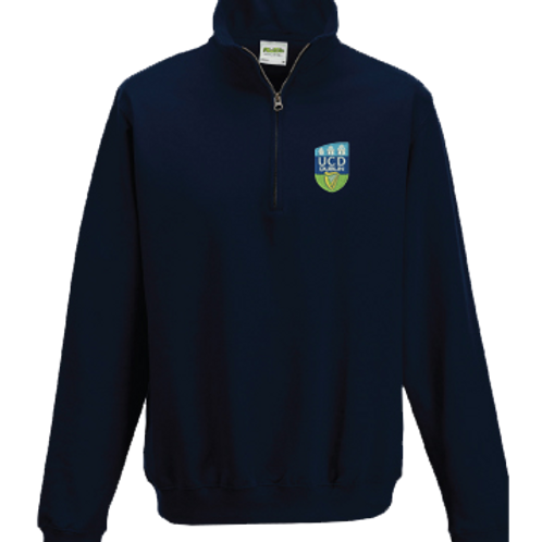 Zippy with Embroidered Crest