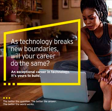 Unboxing the ABCDs of Tech with EY Financial Services & UCDSU 19th - 28th January