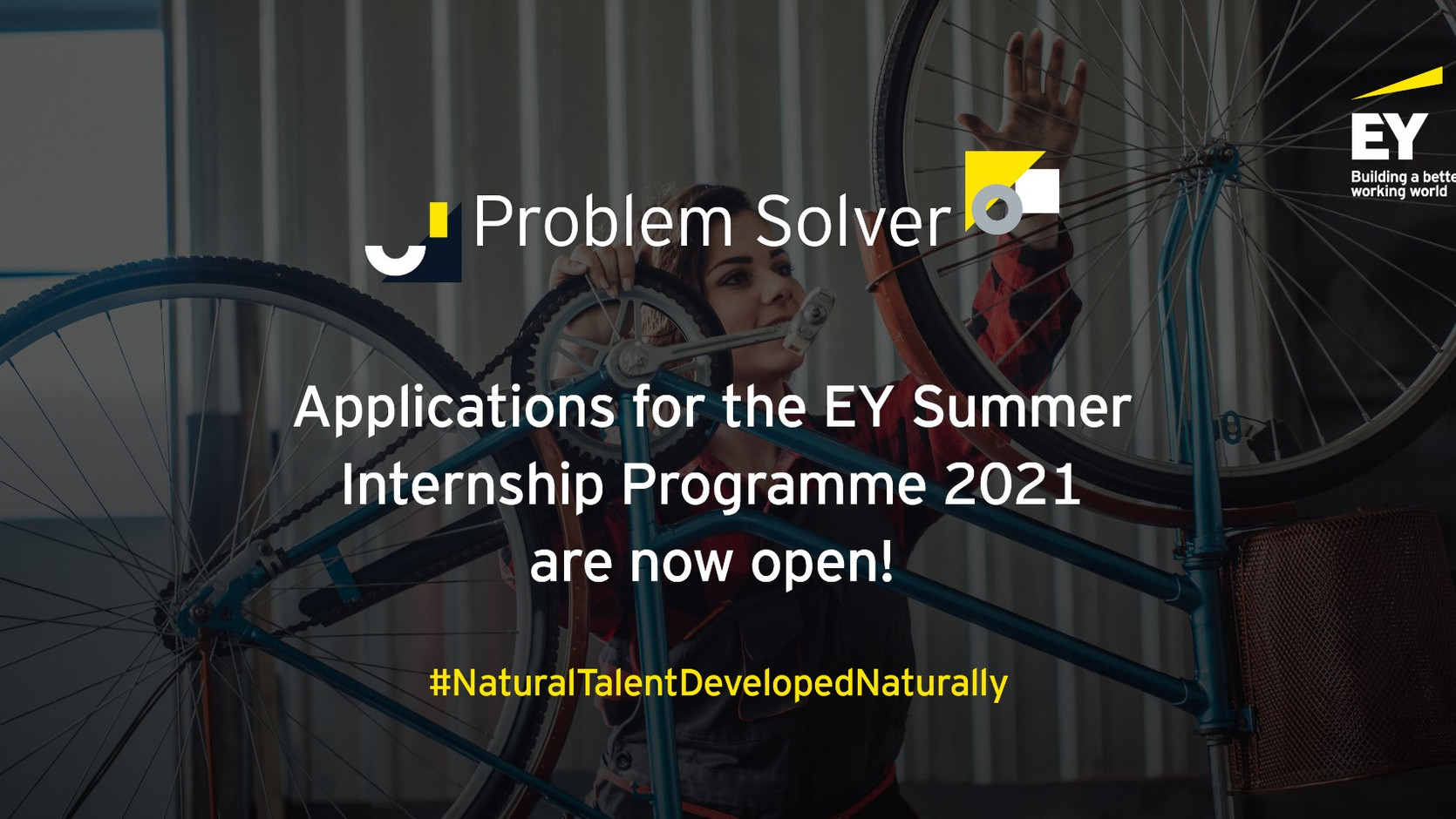 The EY Summer Internship Programme 2021