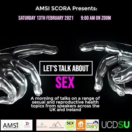 Lets Talk About Sex Feb 13th 2021
