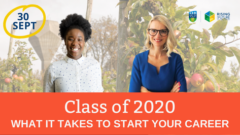 What it takes - Class of 2020