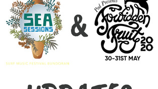 Sea Sessions & Forbidden Fruit Tickets Update