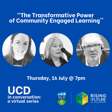 UCD In Conversation 16th July 2020