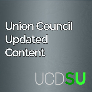 Union Council Updated Content