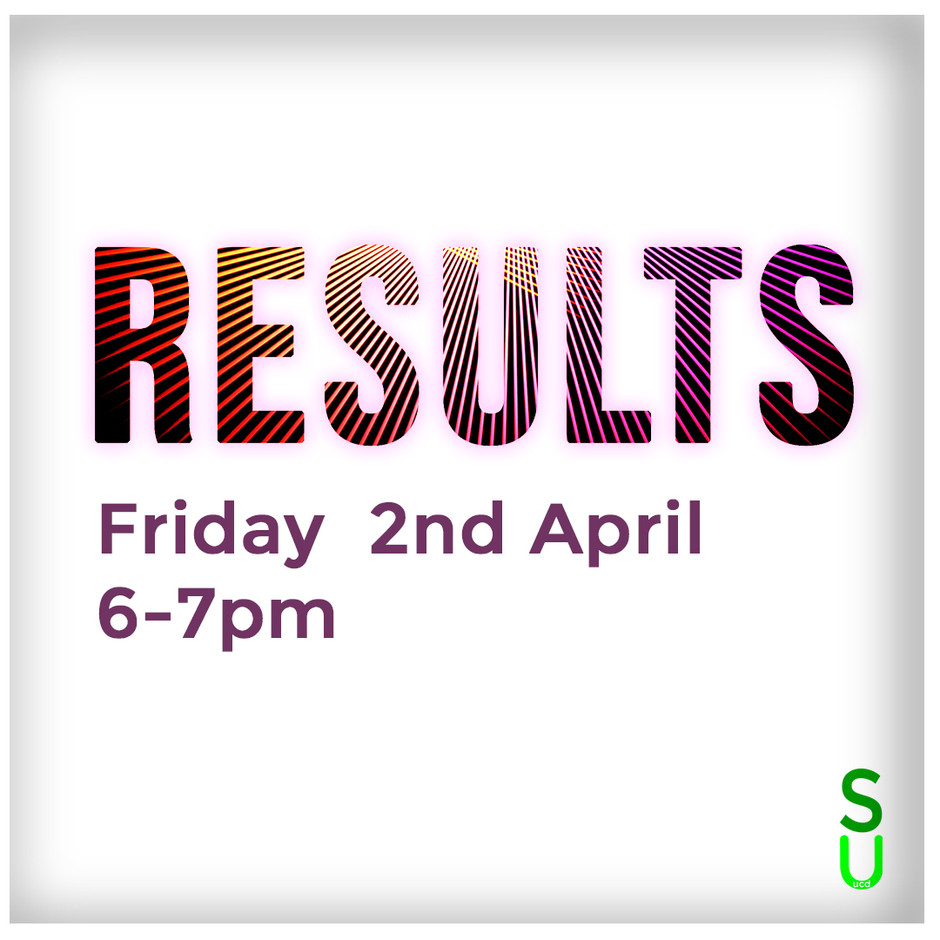 Exec Election - Results