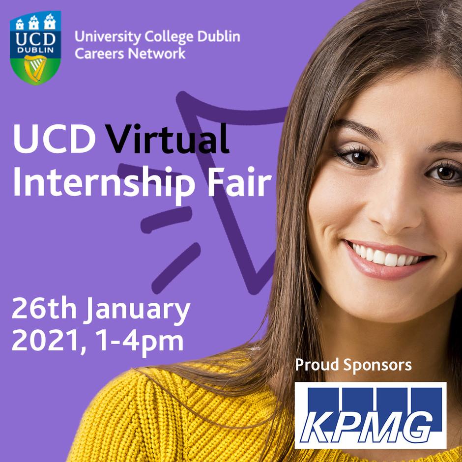 UCD Careers Fair