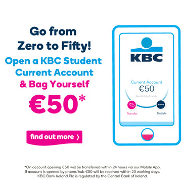 KBC Student Current Account