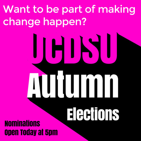 Autumn elections