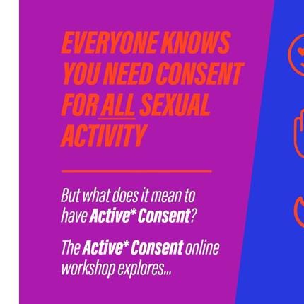 Active* Consent x UCD