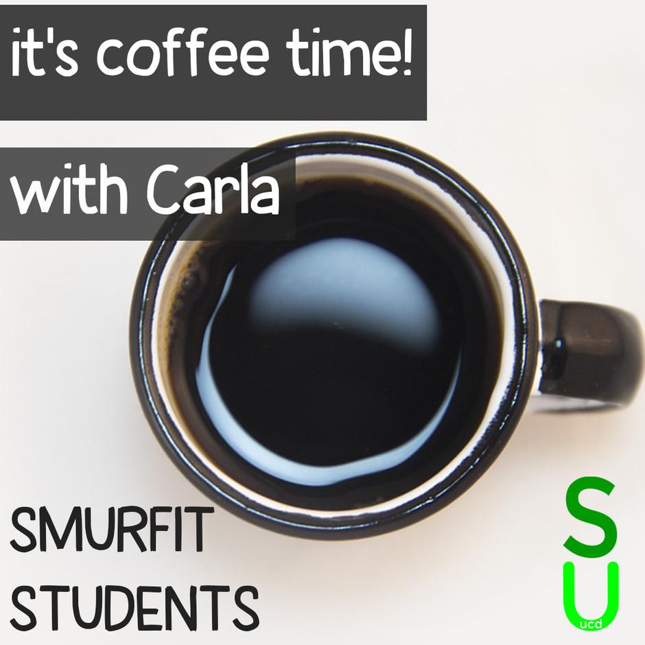 Coffee with Carla