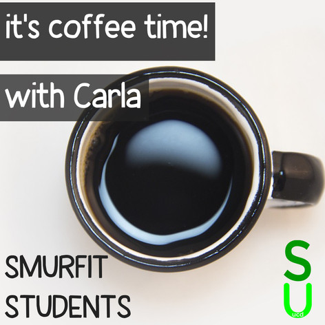 Register here for Coffee Time with Carla