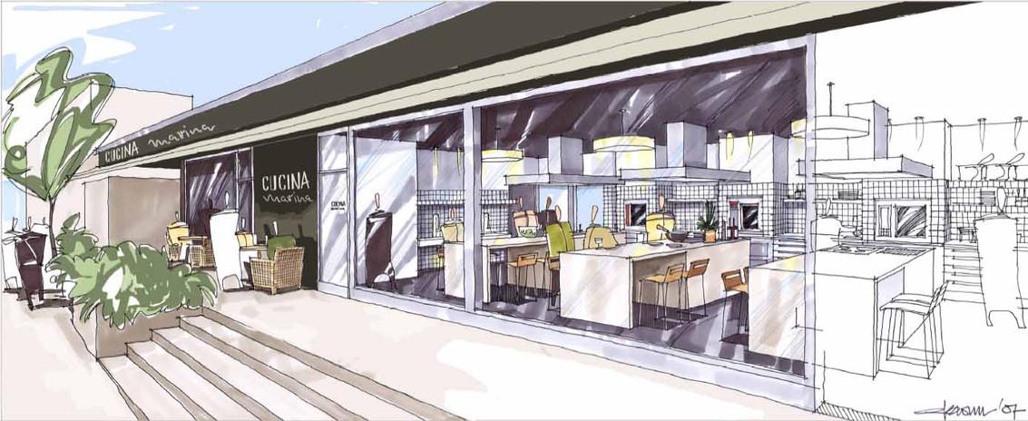 cucina_marina_kitchen_area by gastromtio