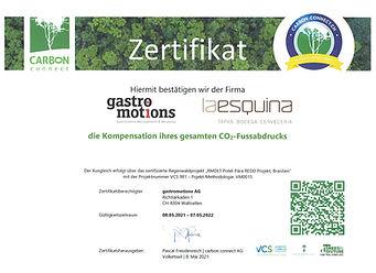 Zertifikat_Klimaneutral_la esquina 2021.jpg