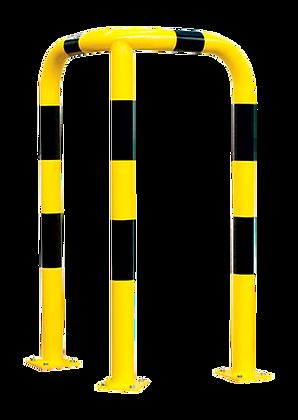 Колесоотбойник для защиты колонн