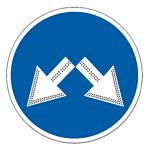 Светодиодный знак