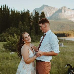 Kananaskis Summertime Elopement | Calgary Elopement Photographer | Taylor + Justin