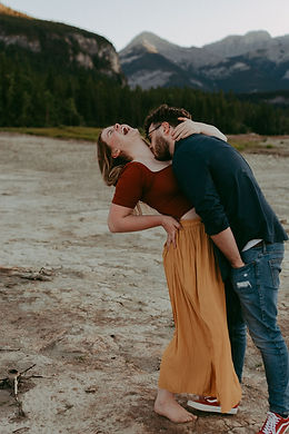 Megan+Bryan-Kananaskis-Mountain-Beach-Si