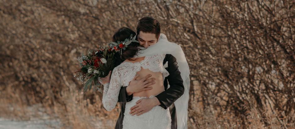 McKenna + Zach | Saskatchewan Wedding Photographer