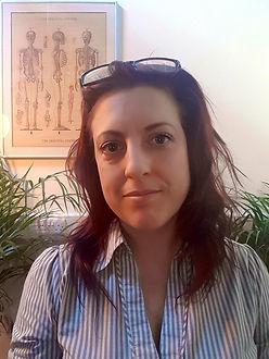 Joanna Loutsis McTimoney Chiropractor