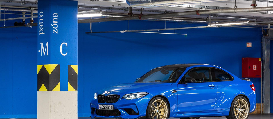 M2 CS 2020 Car of the Year