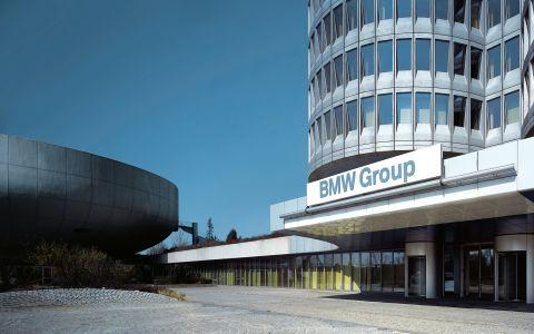 BMW First Quarter Growth