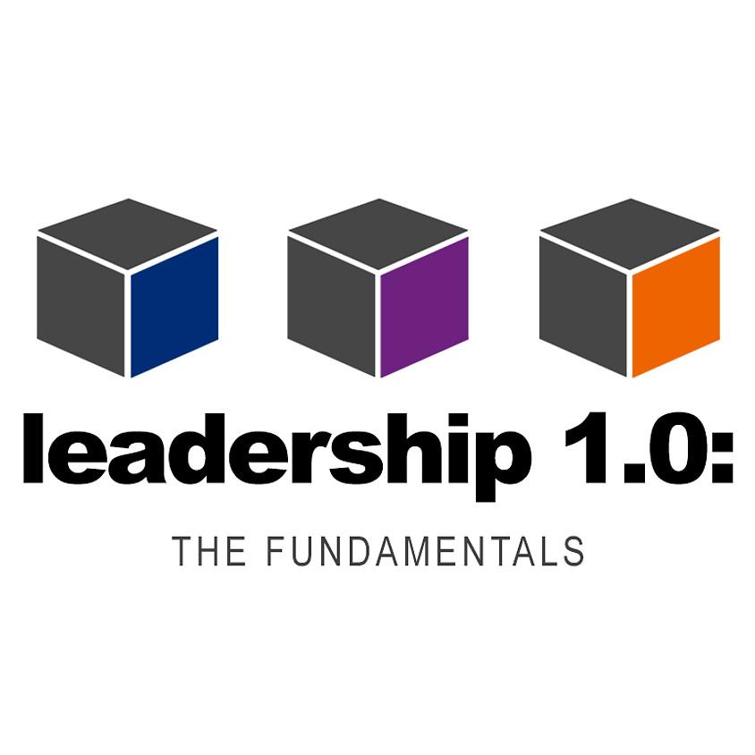 Leadership 1.0: The Fundamentals - November 2020