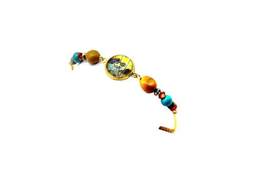 Bracelet Amitola Orange Sunset