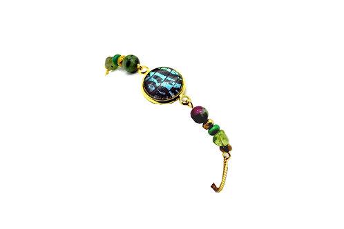 Bracelet Amitola Green Sunset