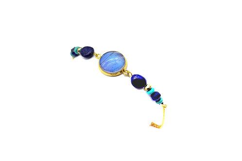 Bracelet Amitola Blue morpho