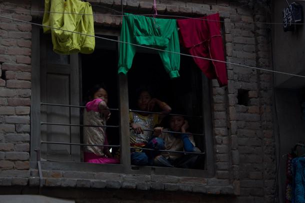 Děti v Nepálu by rády chodily do školy