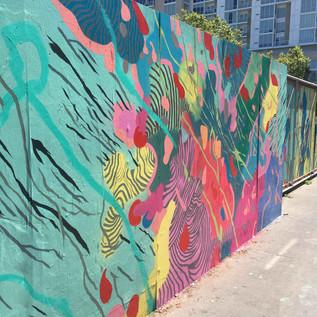 Jack London Square Mural