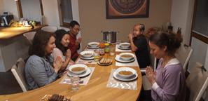 společní večeře