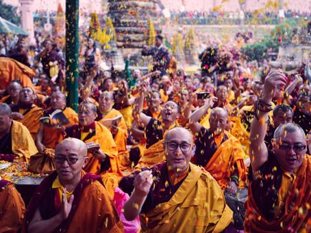 Zpráva 17. Karmapy k Losaru 2020 / 2147 Message of 17th Karmapa to Losar 2020/2147