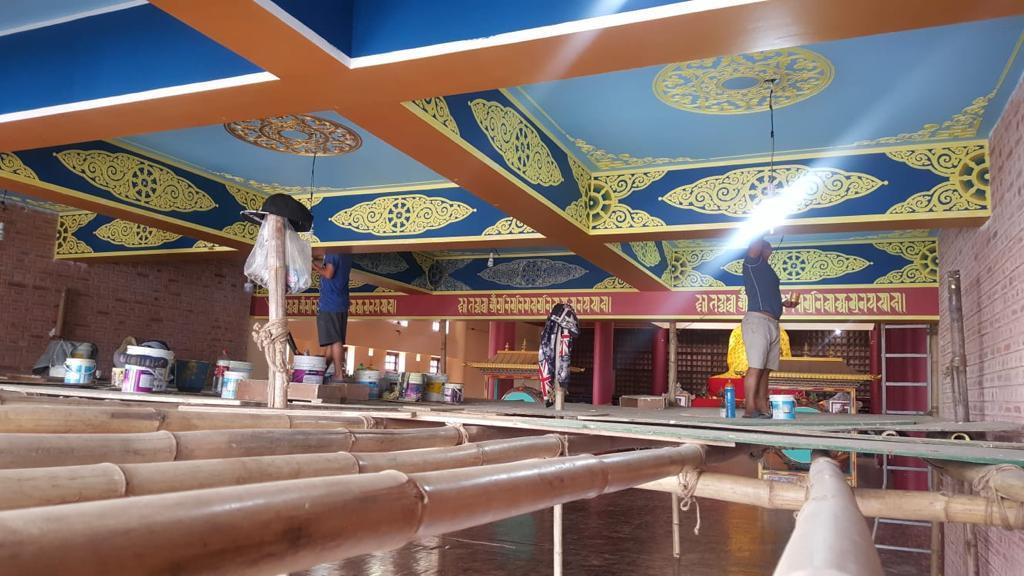 Buddhist traditional arts
