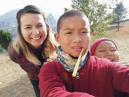 Návrat do Nepálu, tentokrát za buddhismem /Return to Nepal, this time for Buddhism