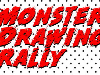 Monster Drawing Rally Online 2020!