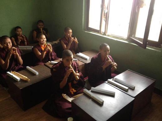 Ani Gompa - Karma Ngedhon Osal Choekhorling