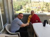 Setkání s Rinpočhem / meeting with Rinpoche