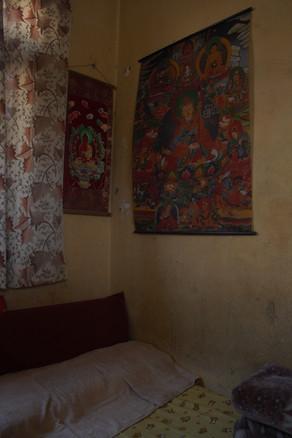 Stará budova kláštera - bývalý domov důchodců /old building of monastery
