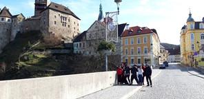 výlet v Karlových Varech