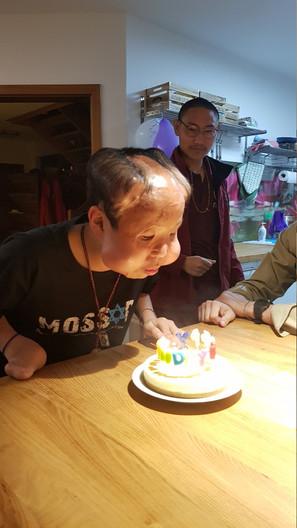 oslava 14tých narozenin