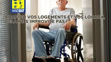 La démarche HANDIBAT ®: Prise en compte du handicap dans l'aménagement des bâtiments